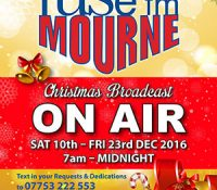 Fusefm Mourne -On Air!